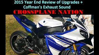 5. 2015 Year End Review + Coffman's Exhaust Sound | 2014 Yamaha YZF-R1 |