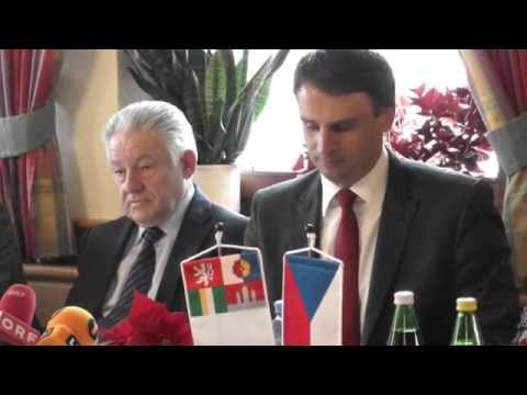 Gedenkfeier 25 Jahre Fall des eisernen Vorhang