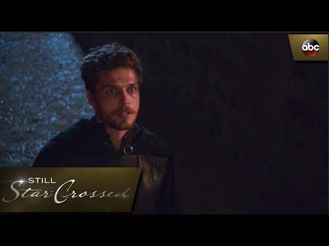 Benvolio Opens Up to Rosaline - Still Star-Crossed
