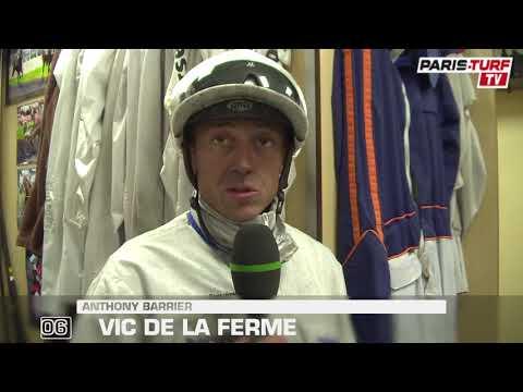 """Quinté dimanche 24/09 : """"Vic de la Ferme (6) a sa place dans le quinté"""""""