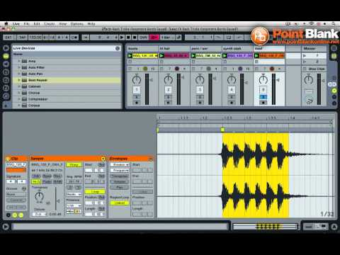 Ableton Live Tutorial – Effect Rack Tricks