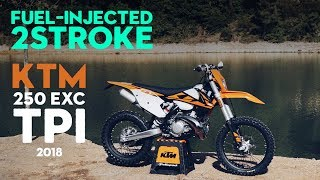8. KTM EXC TPI 2018 - Test Ride and Facts