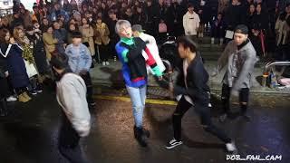 Download Lagu 171125 디오비 DOB 홍대공연 / 방탄소년단 - DNA Mp3