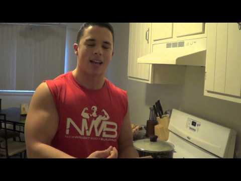 Bodybuilding Meal Prep