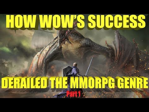 How WoW's success derailed the mmorpg genre