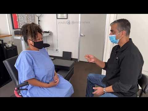 Preschool Teacher with SEVERE Sciatica HELPED! Dr. Rahim Chiropractic