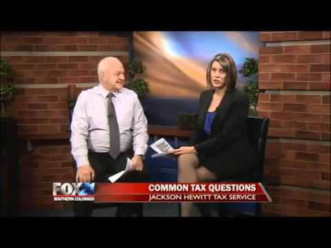 Common tax questions with Jackson Hewitt
