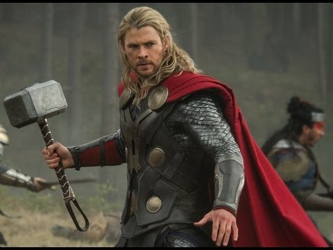 marvel - The first official trailer for Thor: The Dark World - in UK cinemas Oct 30. The sequel to Marvel's Thor, starring Chris Hemsworth, Natalie Portman, Tom Hiddl...