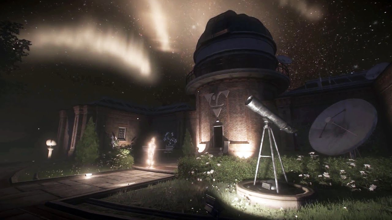 EVERYBODY'S GONE TO THE RAPTURE – New Trailer (PS4) #VideoJuegos #Consolas