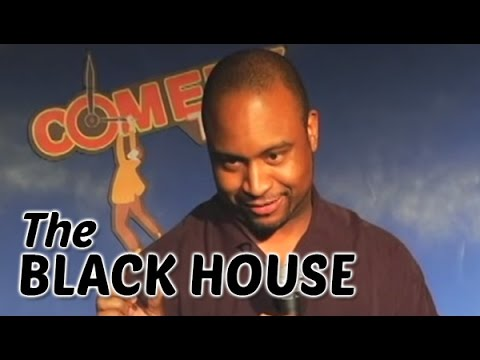 The Black House (Stand Up Comedy)