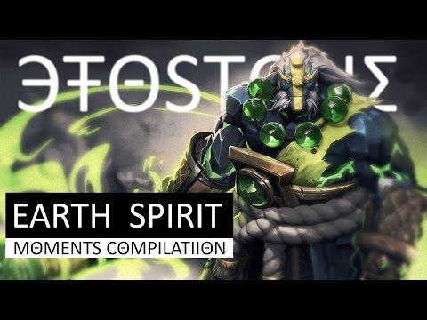 Dota2. EARTH SPIRIT HIGHLIGHTS