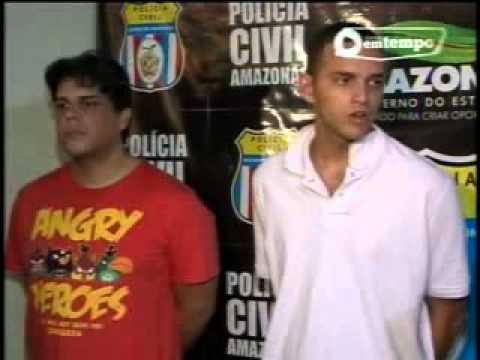 Polícia apresentou assassinos da família Belota