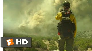 Nonton Only the Brave (2017) - The Yarnell Hill Fire Scene (7/10) | Movieclips Film Subtitle Indonesia Streaming Movie Download