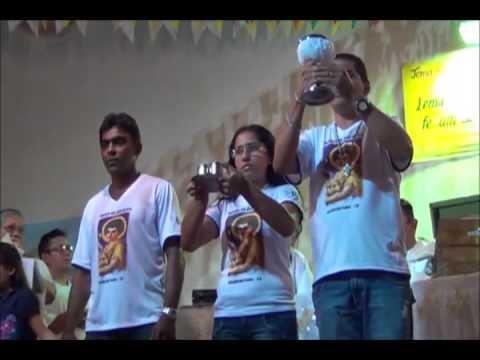Novena de São João Batista em 21/06/2013