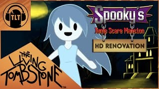 Spooky's Jump Scare Mansion Song (1000 Doors)- The Living Tombstone -feat. BSlick & Crusher-P