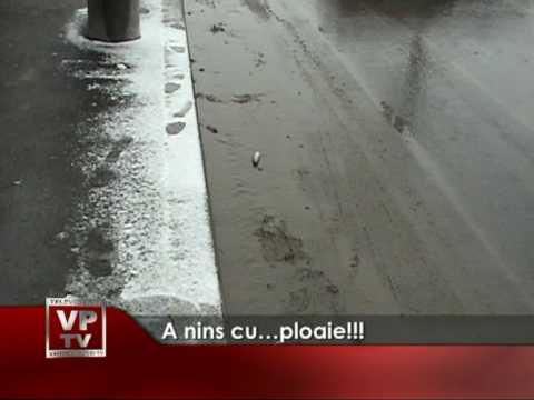 A nins cu…ploaie!!!