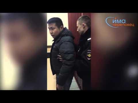 Череповецкие полицейские