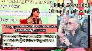 Download Video Gus Miftah Tanggapi Gerakan Sholat Deddy Corbuzier MP3 3GP MP4