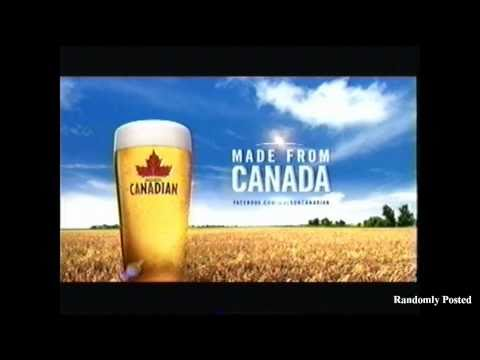 Canadian Beer-Made in Canada Commercial