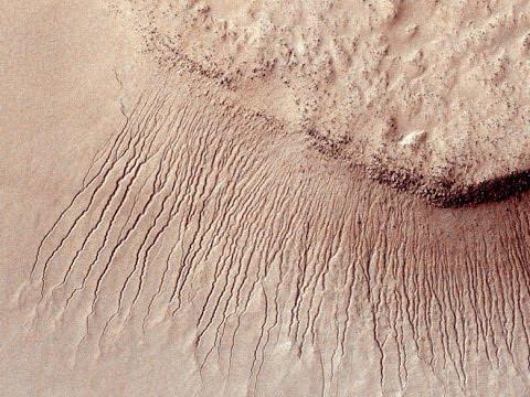 10 лет съемок Марса