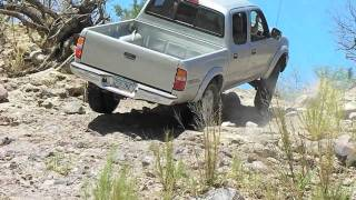 Lake Pleasant and Box Canyon AZ 4x4s and Quads Trail riding in HD