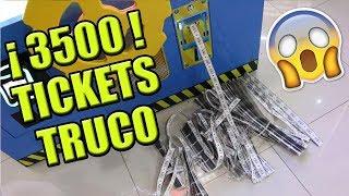 Video Como ganar 3500 tickets en 15 minutos | Truco fácil MP3, 3GP, MP4, WEBM, AVI, FLV Mei 2019