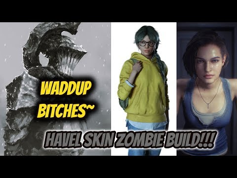 Best Annette Dojo #4 - Havel Skin Zombie Build! Is This the Best Way to Play Annette Now?