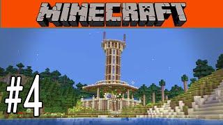 Minecraft - Tower of Terror!  #4