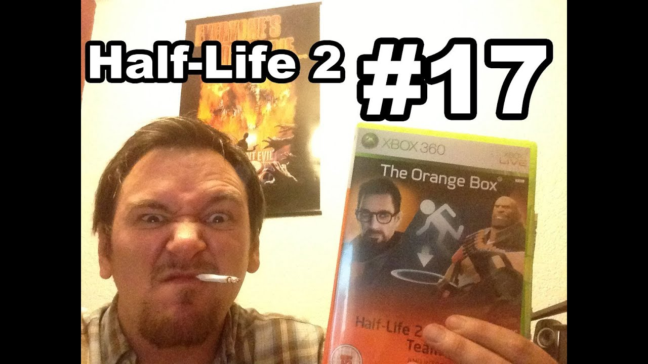 Speedy Renton: Half-Life 2 (Part 17)