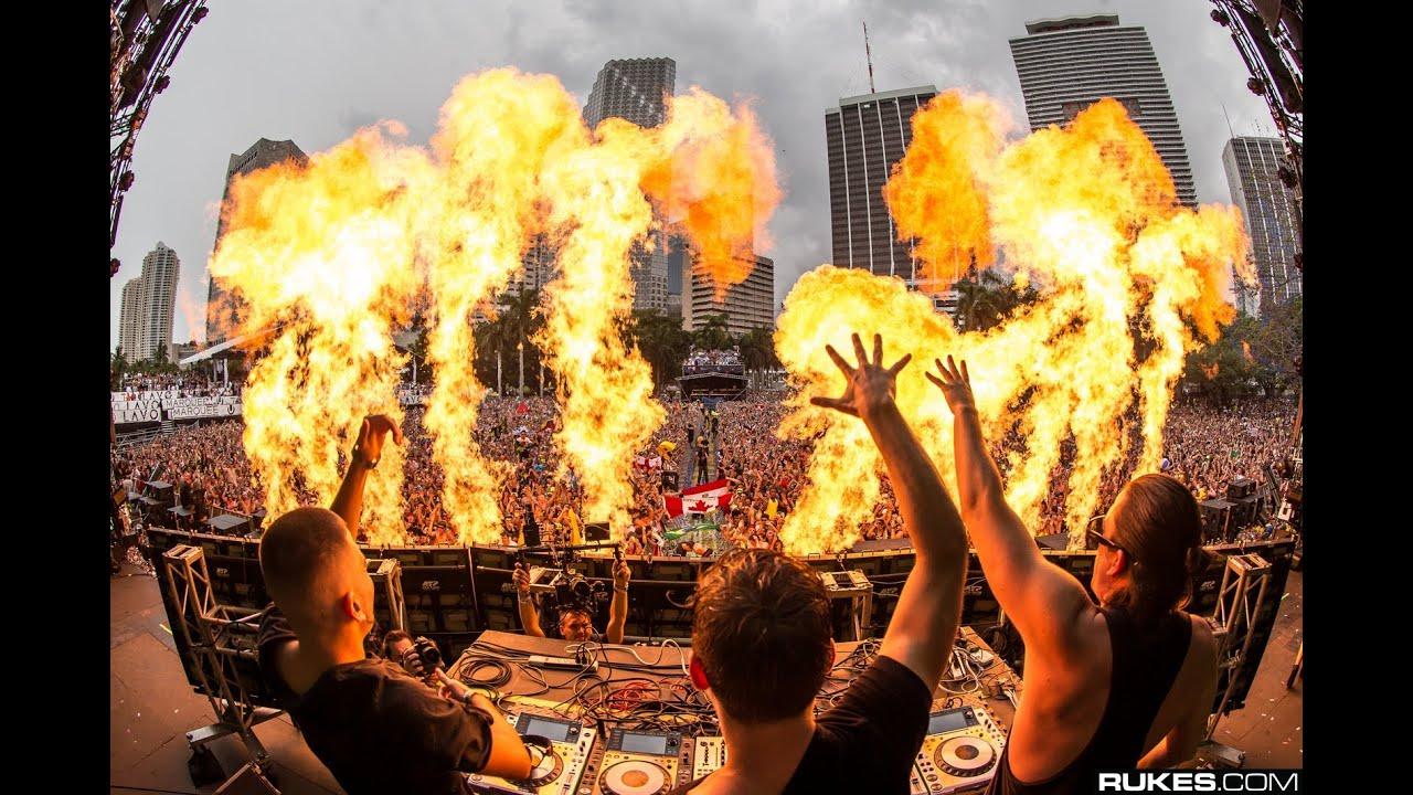 Martin Garrix - Live @ Ultra Music Festival Miami 2014