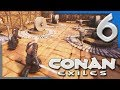 HUNTING THRALLS WITH DRAAX! | Conan Exiles Multiplayer Gameplay S4E6