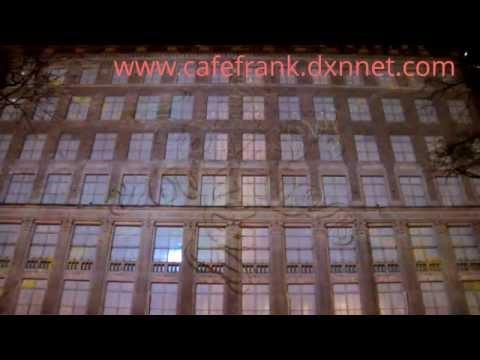 New York City 2012: Christmas Light Show