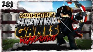 Minecraft Survival Games w/ Huahwi #281: 30 FPS Challenge
