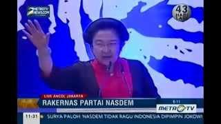 Video HOT !! Pidato Megawati Soekarnoputri, PAHIT jadi Putra SOEKARNO !!  [Full Video] MP3, 3GP, MP4, WEBM, AVI, FLV Maret 2019