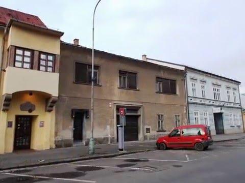 Video: Rodinný dom v centre Zvolena - znížená cena!!!
