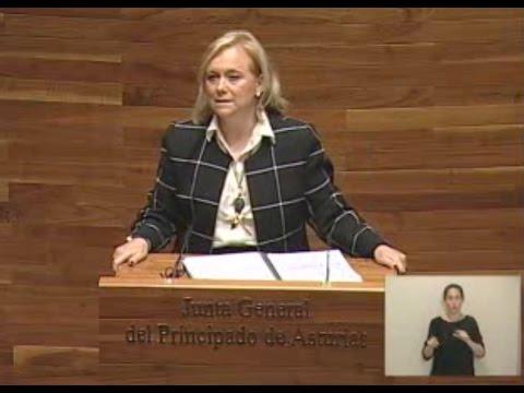 Intervención de Mercedes Fernández en el Debate sobre el Estado de la Región