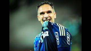 Goleiro Fernando Prass foi barrado do time titular e ainda não foi procurado pela diretoria do Palmeiras para renovar o contrato.