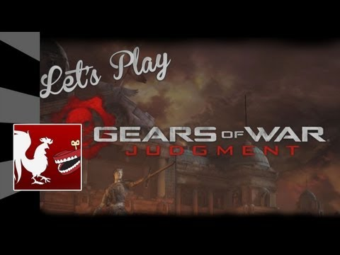gaers of war - AH takes on Survival mode on insane difficulty! And four minutes later they really start the Let's Play...