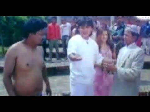 (Nepali Comedy | रेखा थापाको कोठामा लुकेर बस्छु | Raju Raja Ram| Movie Clip | Ft. Jai Kishan Basnet | - Duration: 4 minutes, 3 seconds.)