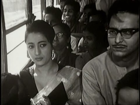 Saat Pake Badha (1963) || Bangla Old Movie(Suchitra and Soumitro).