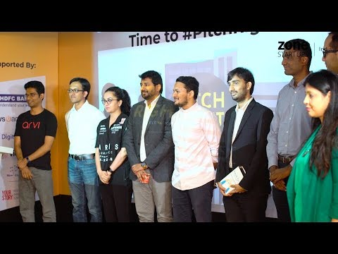 PitchRight Grand Finale Episode   PitchRight Season 1   Zone Startup India