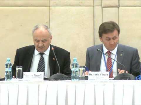 Nicolae Timofti a participat la lucrările celei de-a 10-a ediții a Conferinței Europene a Autorităților Electorale