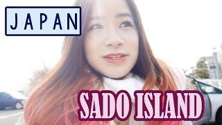 Sado Japan  City new picture : Japan Vlog: Island in JAPAN | Sado Island | KimDao in JAPAN