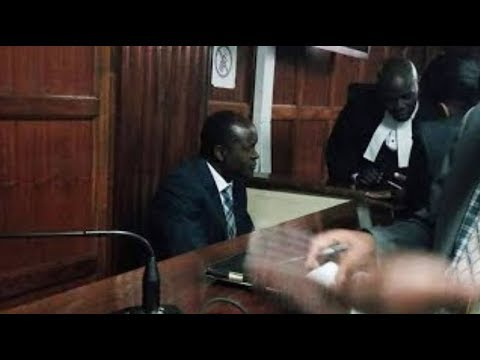 Governor Obado to be remanded at Industrial area prison.