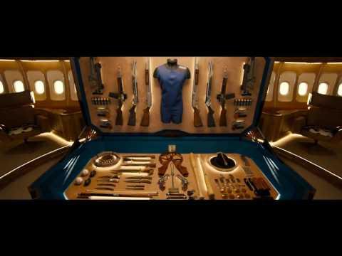 KINGSMAN 2 - THE GOLDEN CIRCLE  New Wardrobe  Official TV Spot Trailer 2017 Channing Tatum