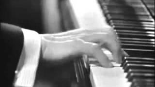 Бетховен, соната №17, часть 3 (Allegretto) -- Вильгельм Кемпф.