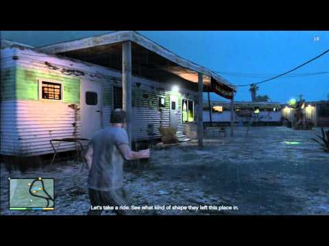 GTA V Playthrough Ep.10 Trevor's Out To Find Mikey (Grand Theft Auto 5 Gameplay)