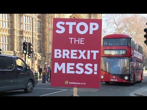Νέα ψηφοφορία για το Brexit στο παρά πέντε