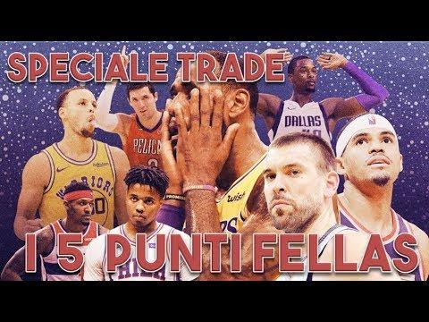 I 5 punti Fellas - Speciale Mercato