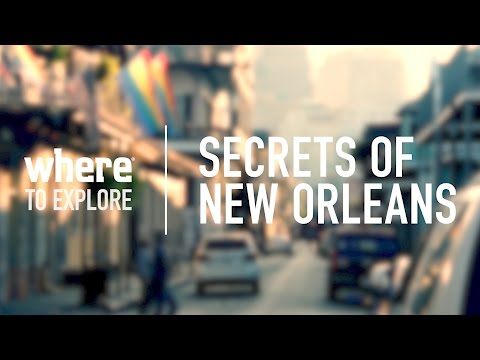 New Orleans – Secrets of the City